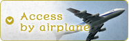 Access by airplane
