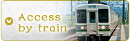 Access by train